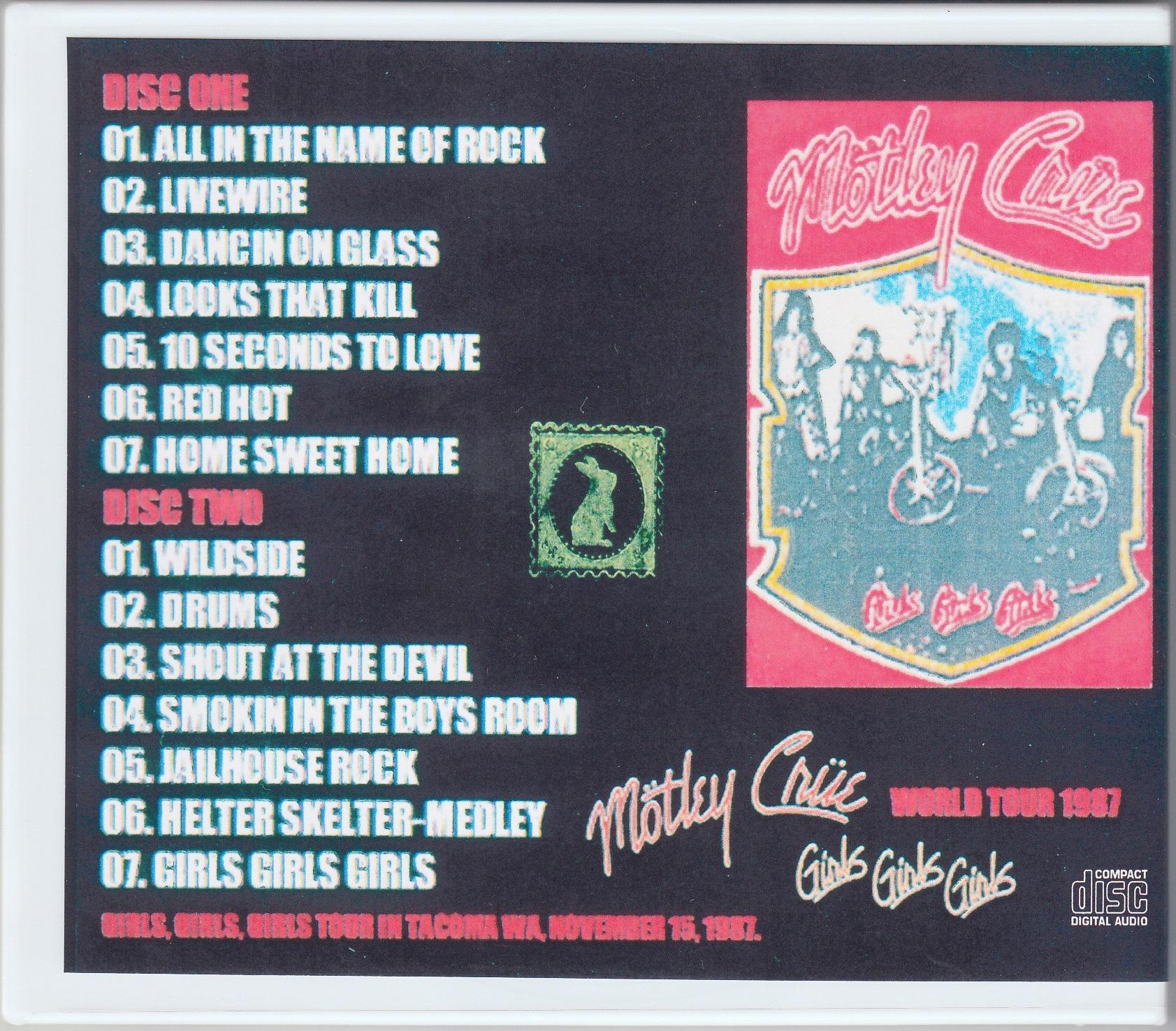 World Of Bootlegs